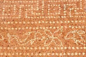 Colonia Celsa, mosaico. Velilla de Ebro
