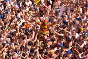 Fiesta del Cipotegato, Tarazona