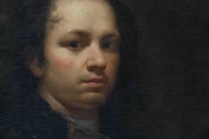 Francisco de Goya, autorretrato