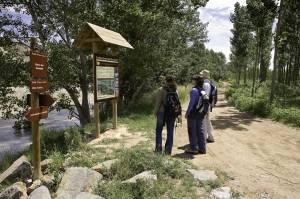 Sendero GR 99 Camino del Ebro