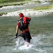Paso en Aigualluts, Gran Trail Aneto-Posets2013