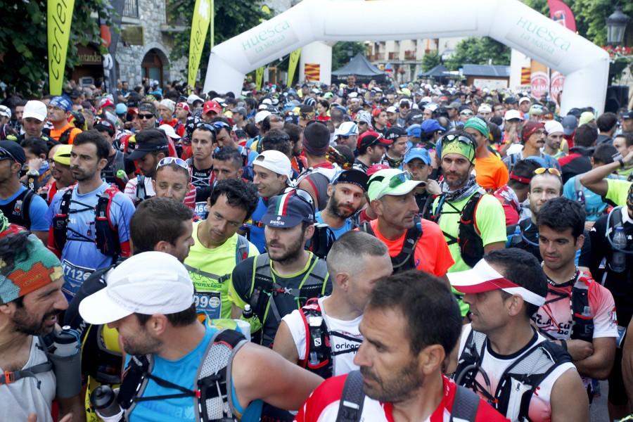 Salida Maratón de las Tucas