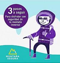 Montaña Segura: montaña invernal