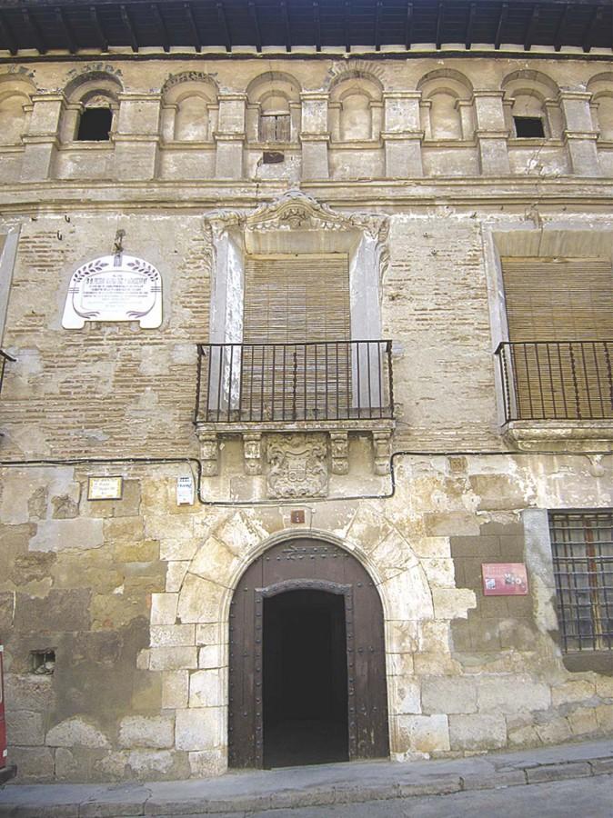 Palacio de Valdeolivos
