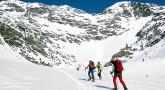 Bielsa, sede del I Encuentro Pirenaico de Esquí de Montaña
