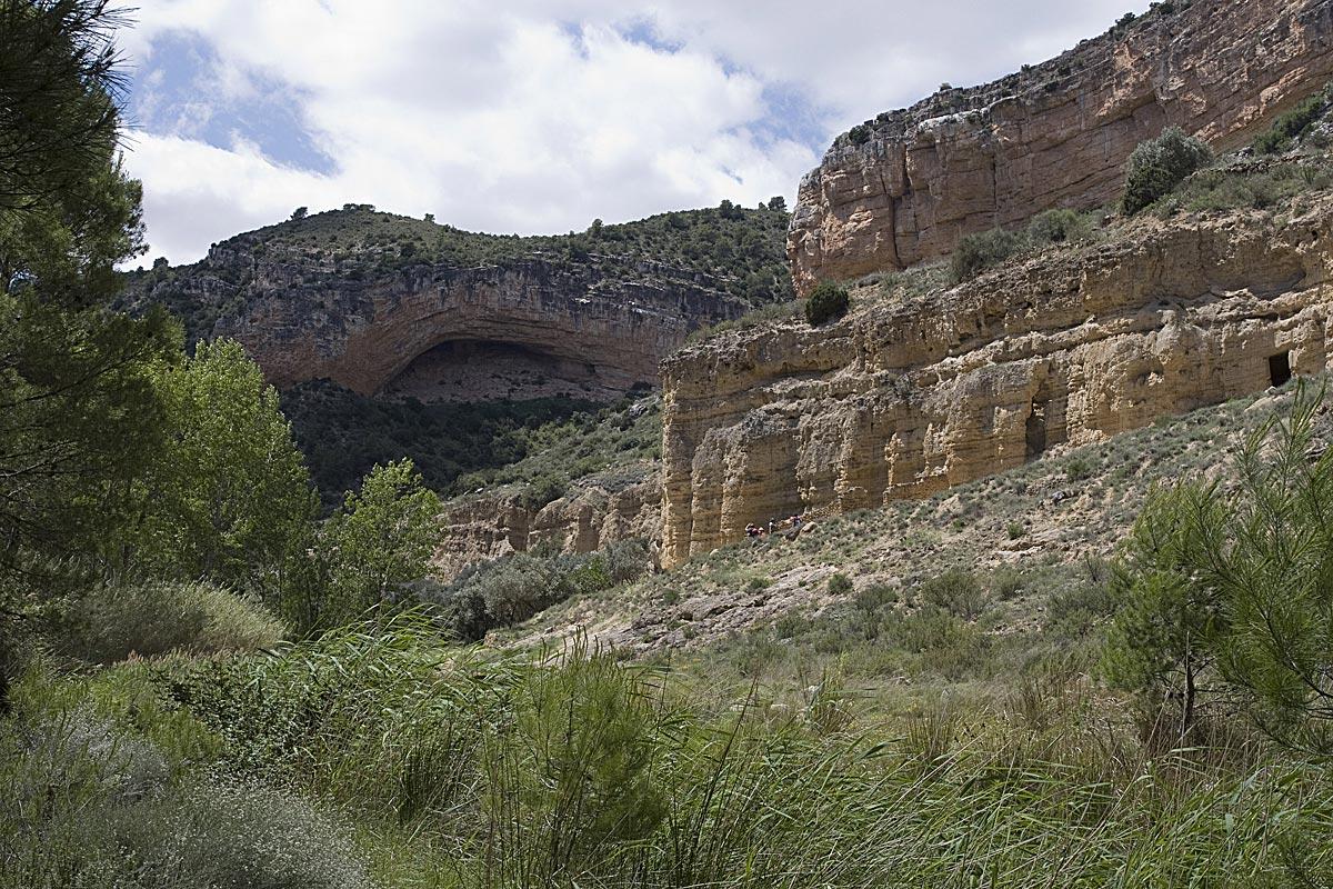 Ruta De Los Estrechos El Desfiladero Magico Del Rio Martin My Cms - Estrechos