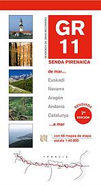 GR11 Senda Pirenaica de mar a mar (7ª ed.)