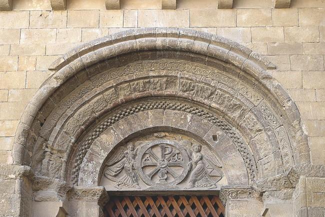 Ruta del Santo Grial, San Pedro el Viejo, Huesca.