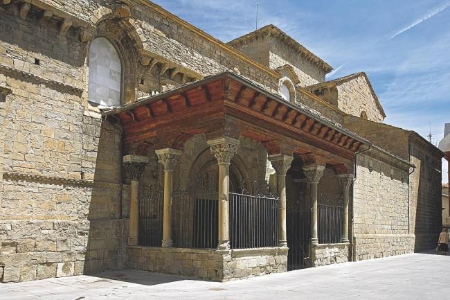 Lonja Chica de la catedral.