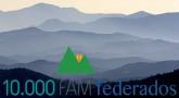 Tú puedes alcanzar la cima de los 10.000 federados FAM