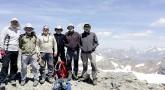 Regreso a los Andes en el 40 aniversario de la primera expedición ligera aragonesa