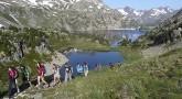 Iniciación a la alta montaña para jóvenes en Bachimaña (Valle de Tena)