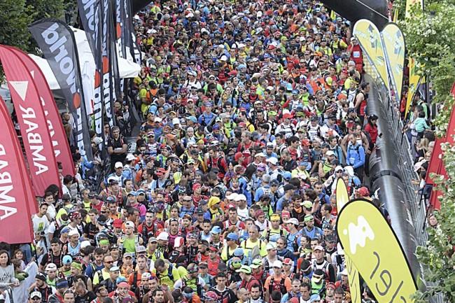 Salida de la Maratón de las Tucas (fotos: J. Blasco).