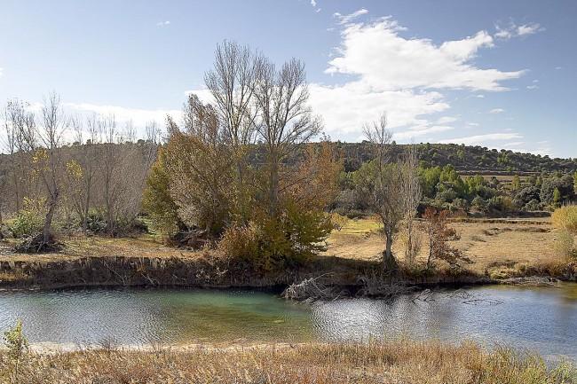 Río Bergantes (Aguaviva).