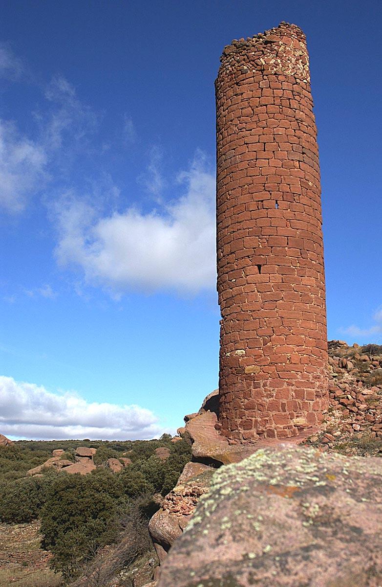 Castillo de los Ares.