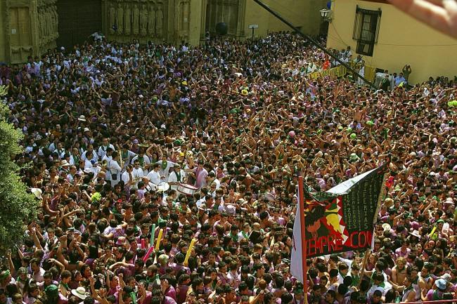 La fiesta en la calle (fotos: Conchi Arnal Ferrer).