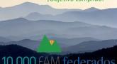 La FAM bate su récord y alcanza los 10.000 federados