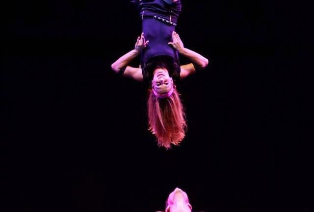 Espectáculo Jinaija de Su e Giu (foto: Danielle Baldi).