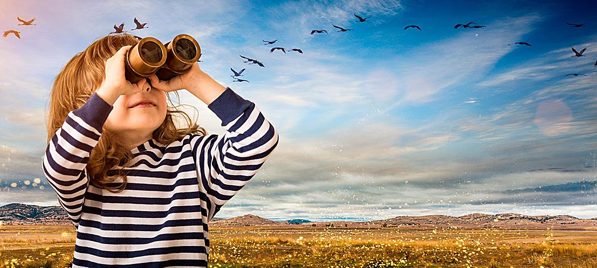Imagen promocional de las rutas ornitológicas.