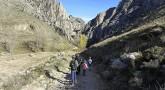 Los Senderos Turísticos de Aragón, una saludable inversión