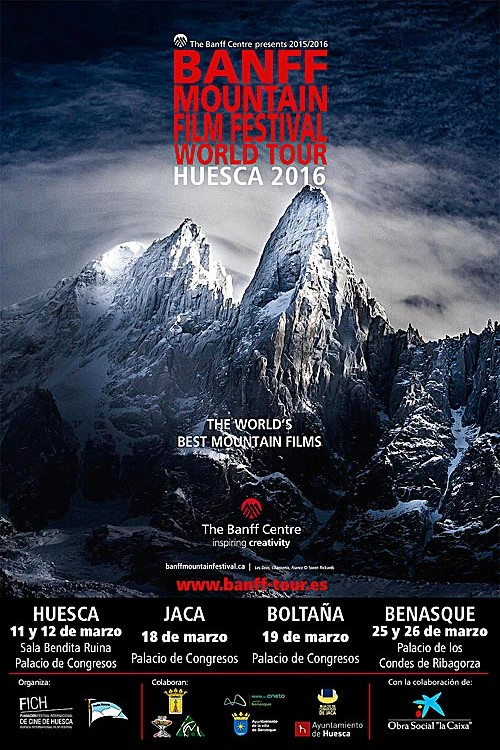 Banff Mountain Film Festival Huesca