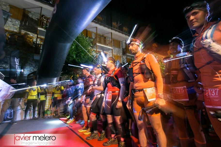 Salida en Benasque del GTTAP 2015 (foto: Javier Melero).