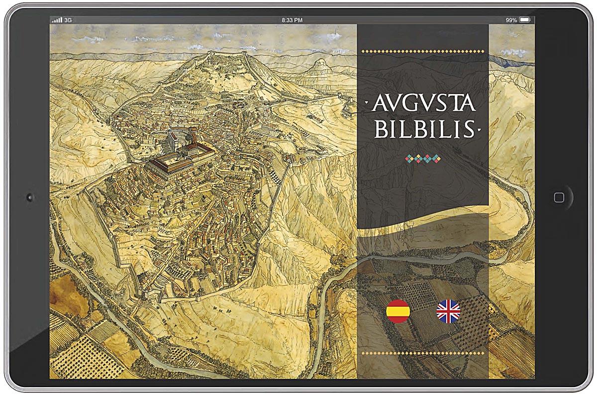 app visita Bilbilis - Prames