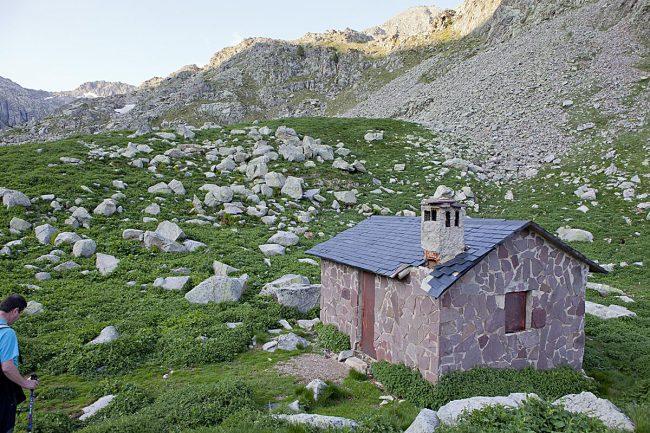 Cabaña de Botornás.
