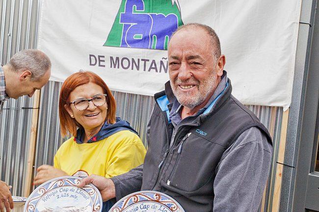José María Agullana, ex-alcalde de Montanuy y miembro de la Sociedad de Montes Rigüeño-Anglios y La Vall
