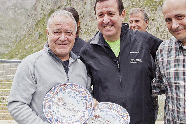 Miguel Gracia, presidente de la DPH.