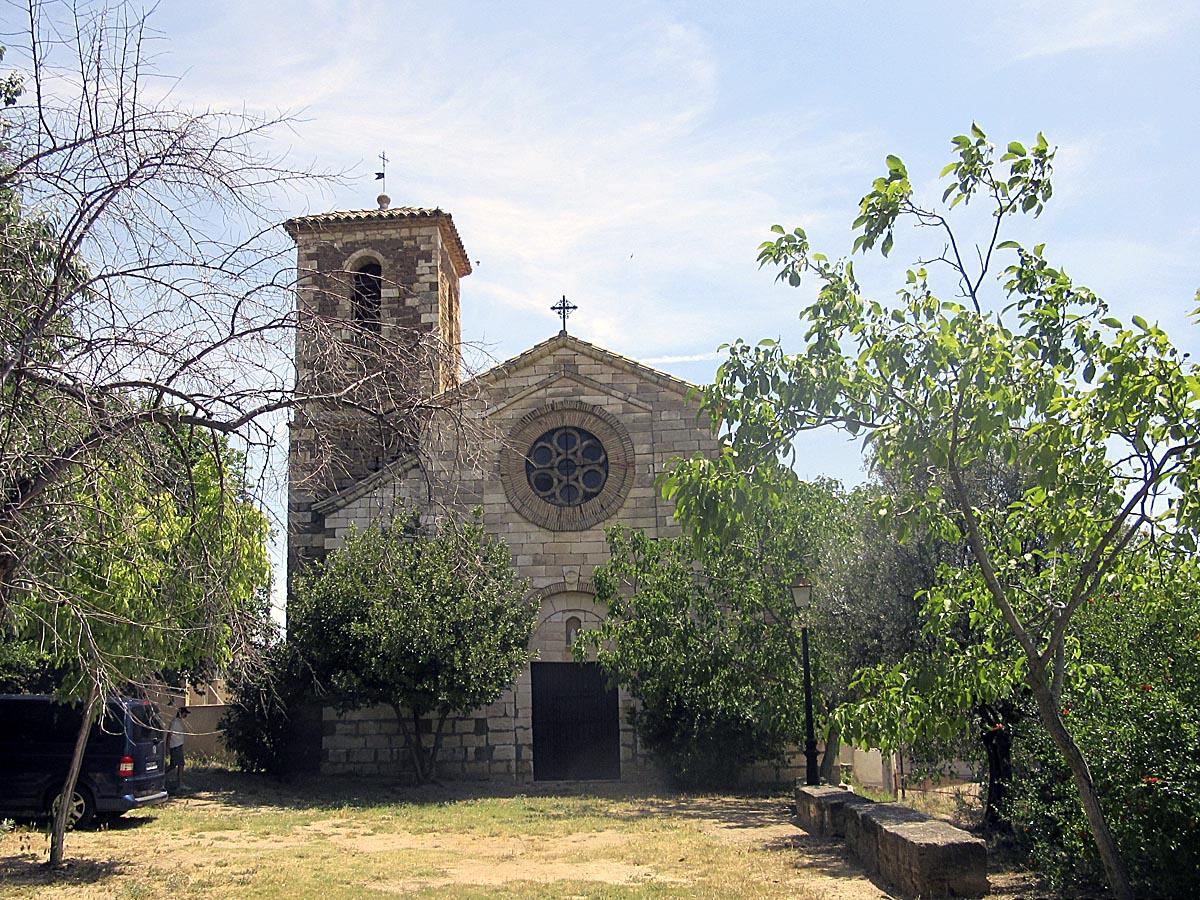 Iglesia de Santa coloma de Asque