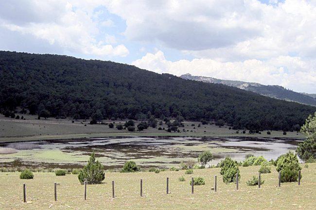 Laguna de Bezas.