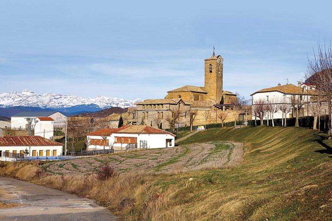 Ruta del Santo Grial en Huesca, Bailo