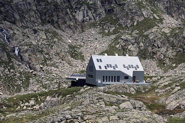 Pronto se sumará un segundo edificio al refugio.