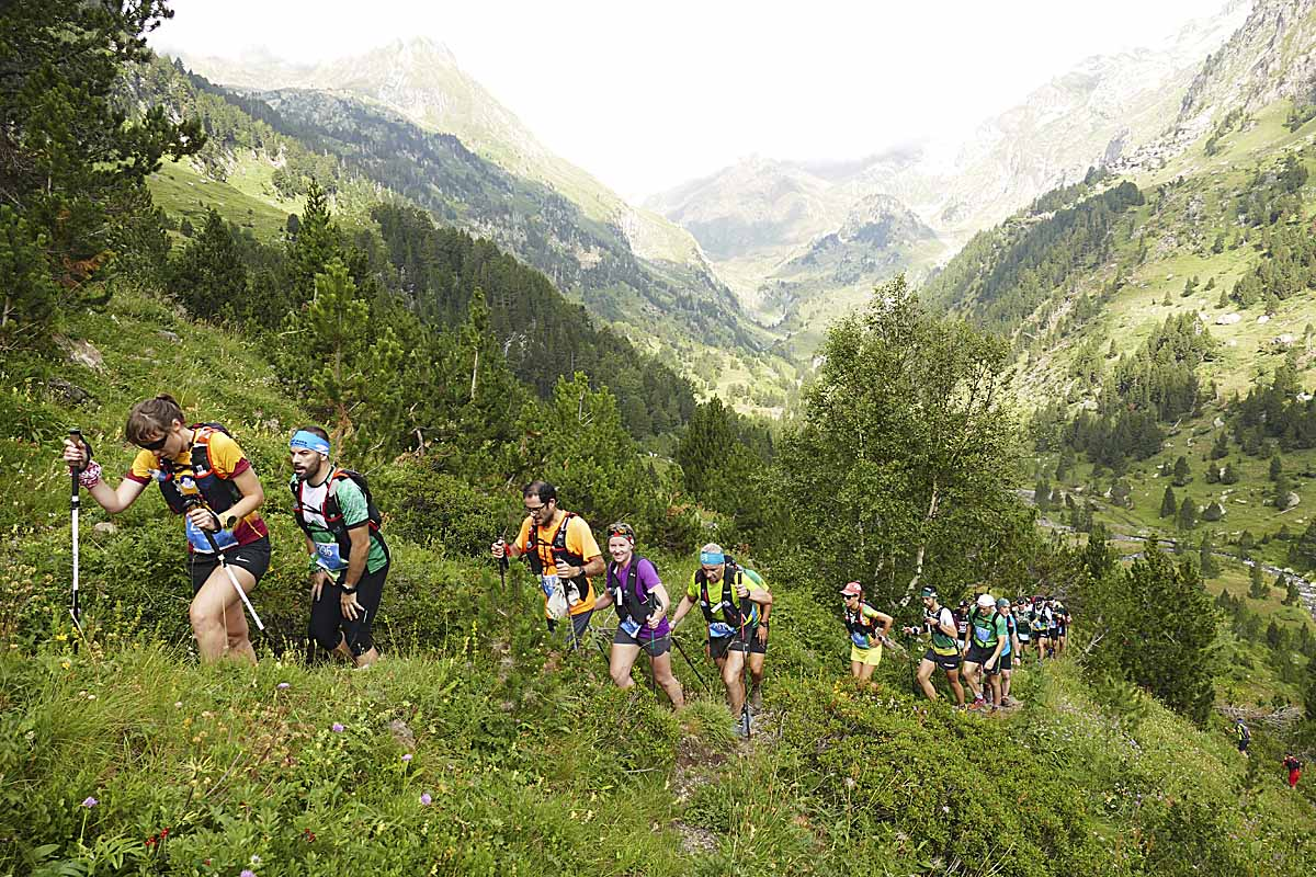 GERMÁN ADVFEEL Gran Trail Aneto-Posets 2017