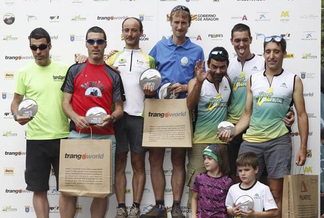 Equipos ganadores Gran Trail 2017