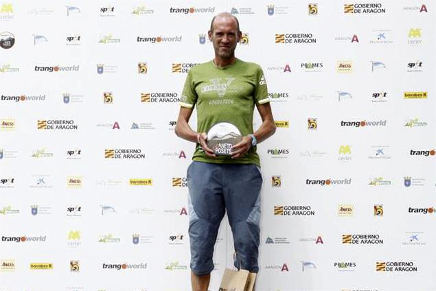 Gran Trail 2017, veteranos B