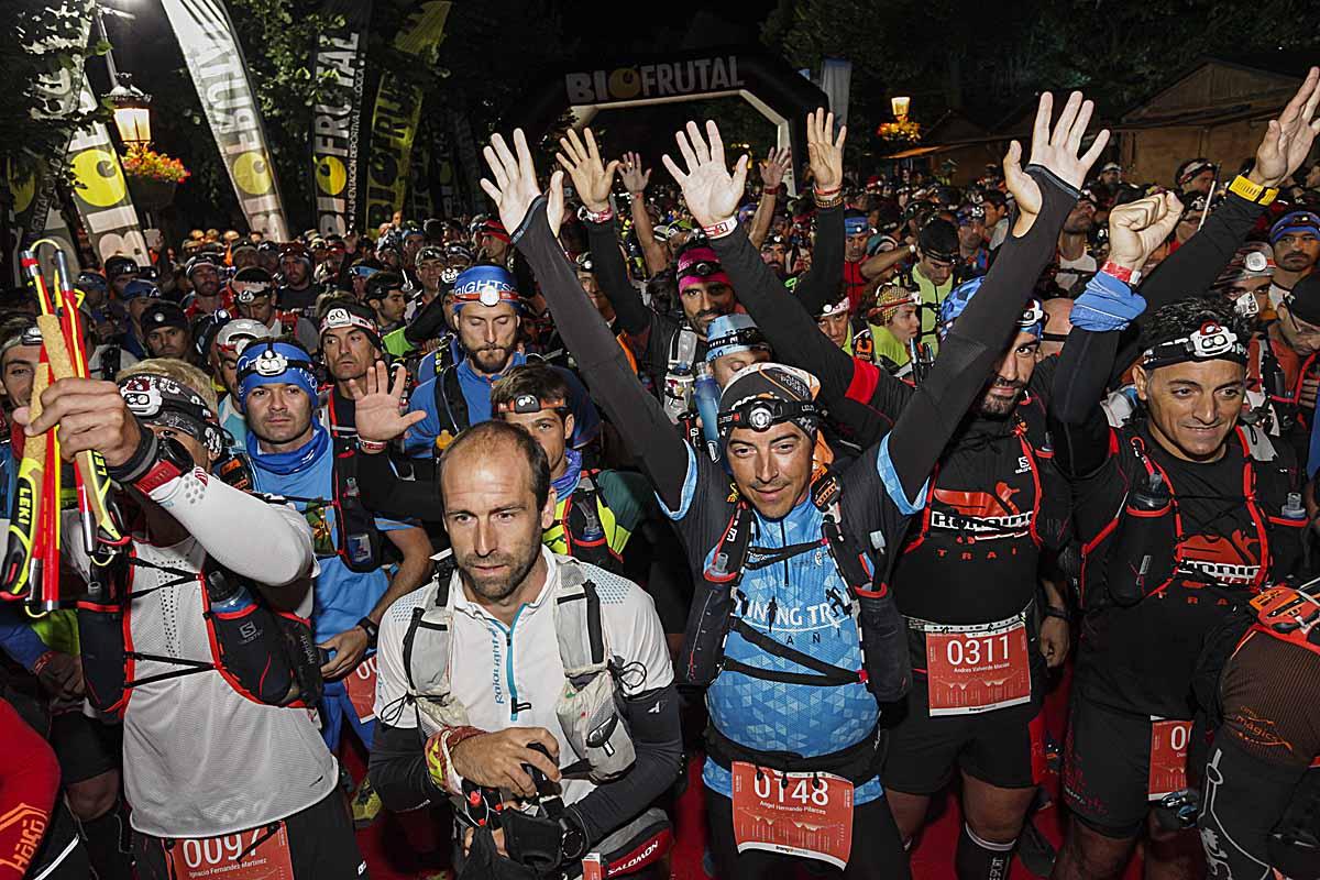 Salida Gran Trail Aneto-Posets 2017