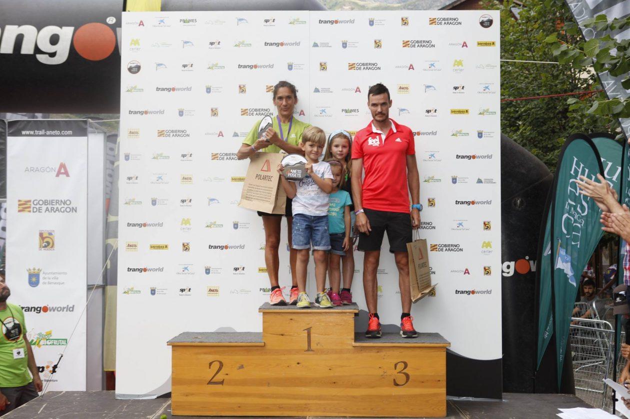 Ganadores de la Vuelta al Molino de Cerler, veterano A