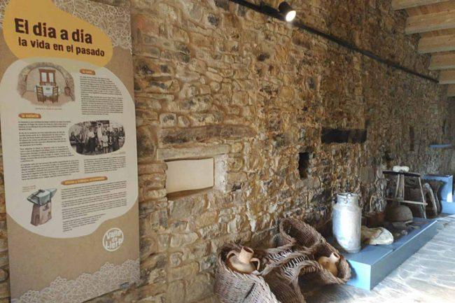 Nuevo Museo Etnológico del Valle de Lierp en Serrate
