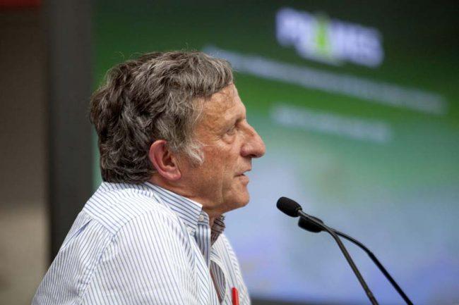 Modesto Pascau: «El centenario es la oportunidad de mejorar el Parque Nacional de Ordesa»