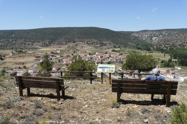 Miradores para conocer Sierra de Albarracín