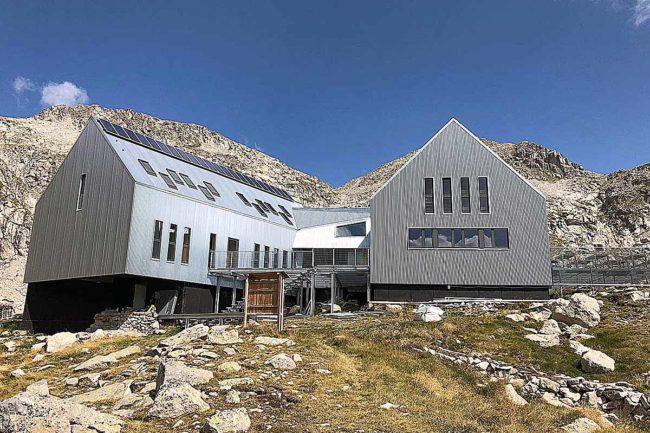 Inaugurado el segundo edificio del refugio de Cap de Llauset
