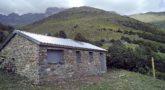 Nuevo refugio libre de Planas d'Abozo en Linás de Broto