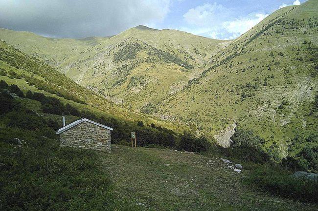 Refugio de Planas d'Abozo