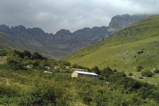 Refugio Planas d'Abozo