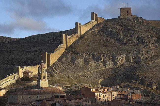 Leyendas de amantes para conecer Teruel