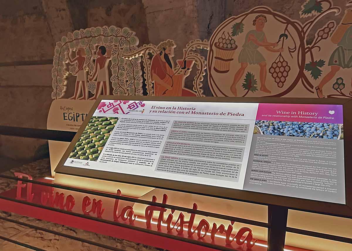Museo del Vino DO Calatayud