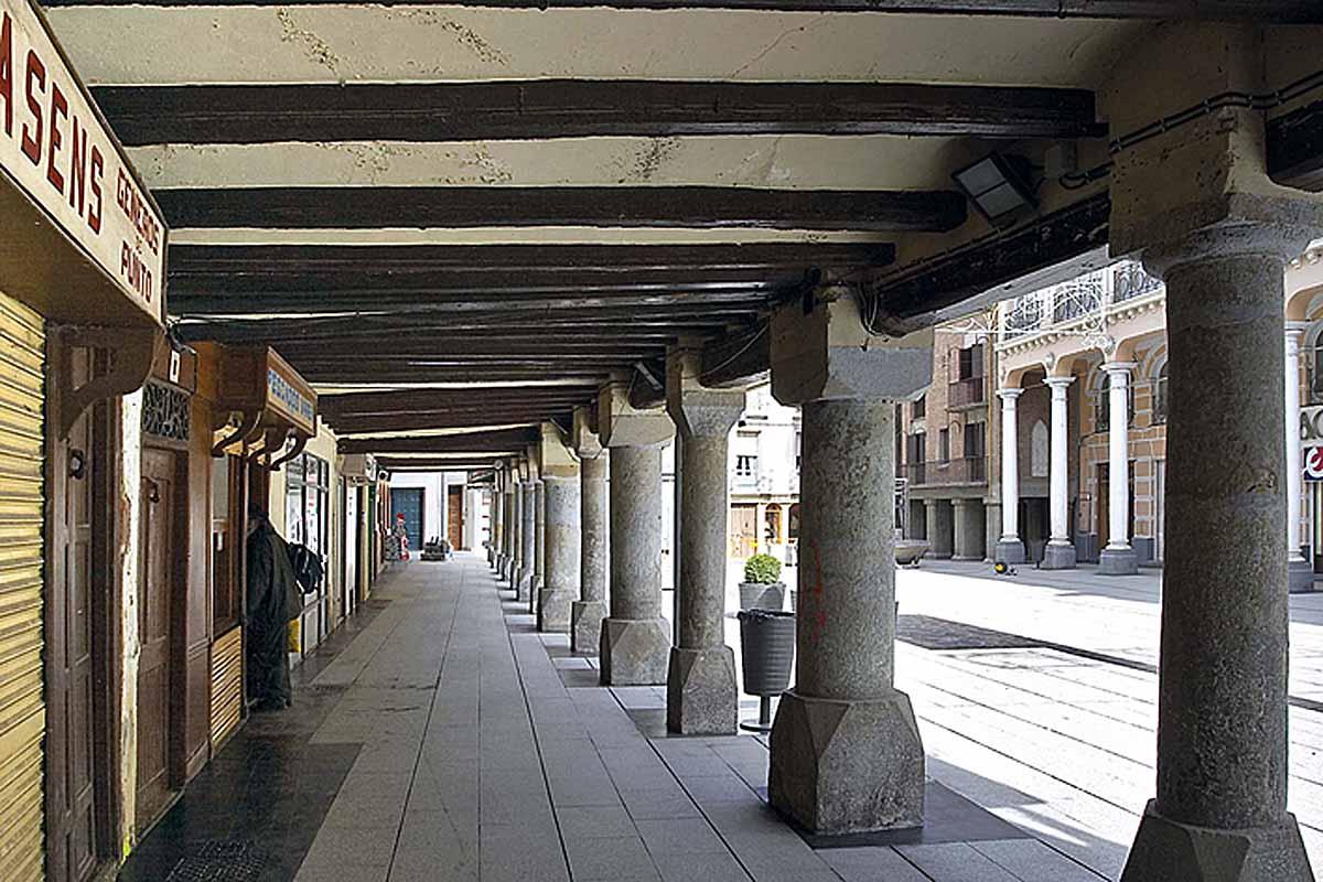 Ruta judía por Huesca, Barbastro