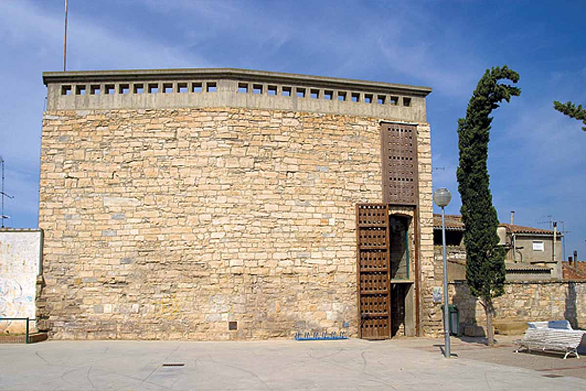 Ruta judía por Huesca, Fraga